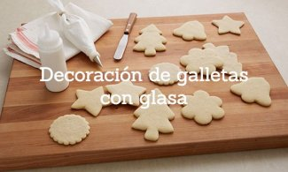 10 Tutoriales de decoración de galletas con glasa (Royal Icing)
