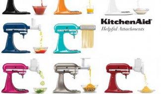 Accesorios de la KitchenAid