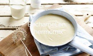 Bechamel en Thermomix