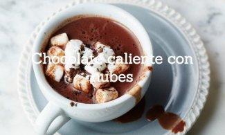 Chocolate caliente con nubes Tassimo