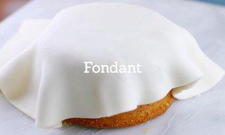 Cómo hacer fondant (pasta de azúcar)