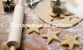 Cortapastas de galletas