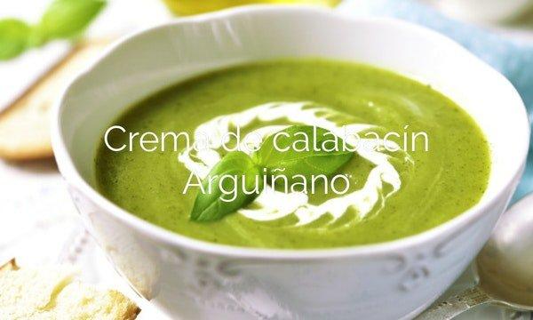 Crema De Calabacín Arguiñano