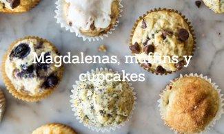 Diferencias entre magdalenas, muffins y cupcakes