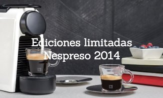 Ediciones limitadas Nespreso 2014