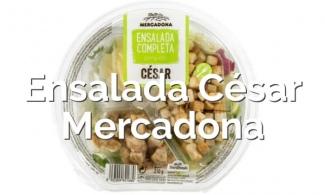 Ensalada César Mercadona