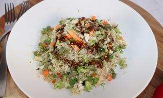 Ensalada de quinoa Mercadona