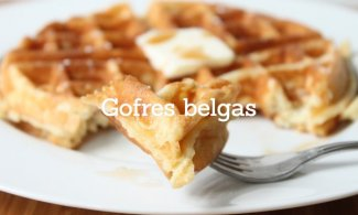 Gofres belgas