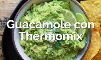 Guacamole con Thermomix