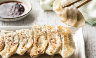 Gyozas o empanadillas japonesas