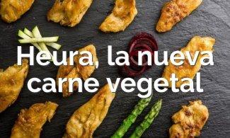 Heura, la nueva carne vegetal