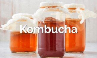 Kombucha, qué es, propiedades y receta