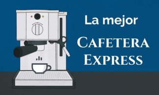 ¿La mejor cafetera express?