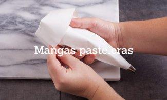 Mangas pasteleras