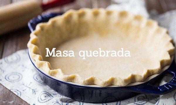Masa Quebrada