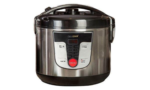 Características Del Robot De Cocina Newcook Silver