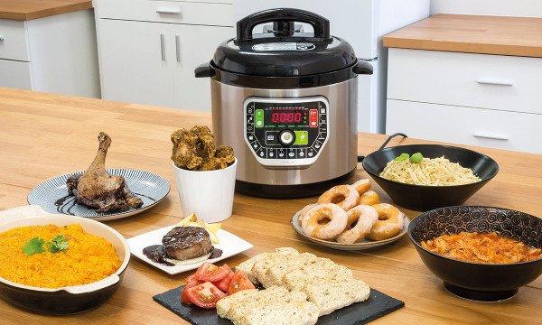 Ollas programables - Robots de cocina programables ...