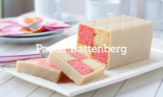 Pastel Battenberg