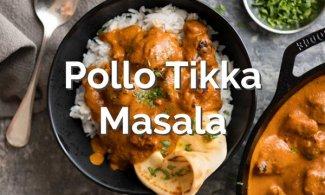 Pollo Tikka Masala