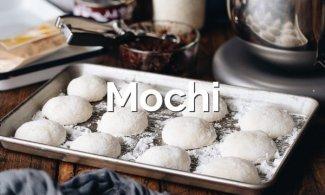Receta de Mochi