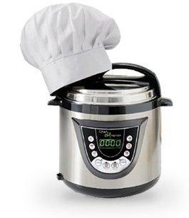 ¿Me conviene más una olla programable o un robot de cocina?