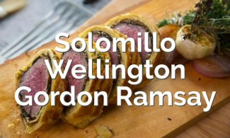 Solomillo Wellington de Gordon Ramsay