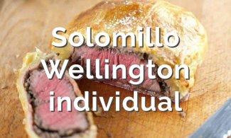Solomillo Wellington individual