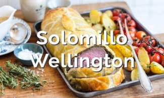 Solomillo Wellington
