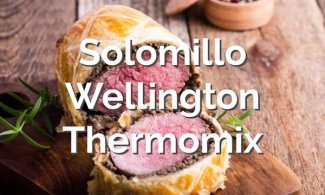 Solomillo Wellington Thermomix