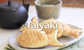 Taiyaki: receta y dónde encontrarlos
