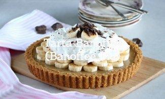 Tarta Banoffee (Banoffee Pie)