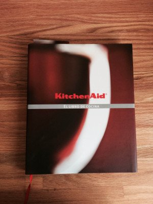 Todo lo que necesitas saber del libro de recetas de la KitchenAid