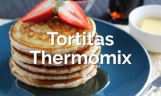 Tortitas en Thermomix